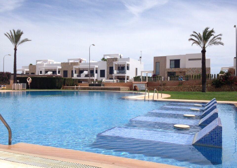 Cala Murada Pool