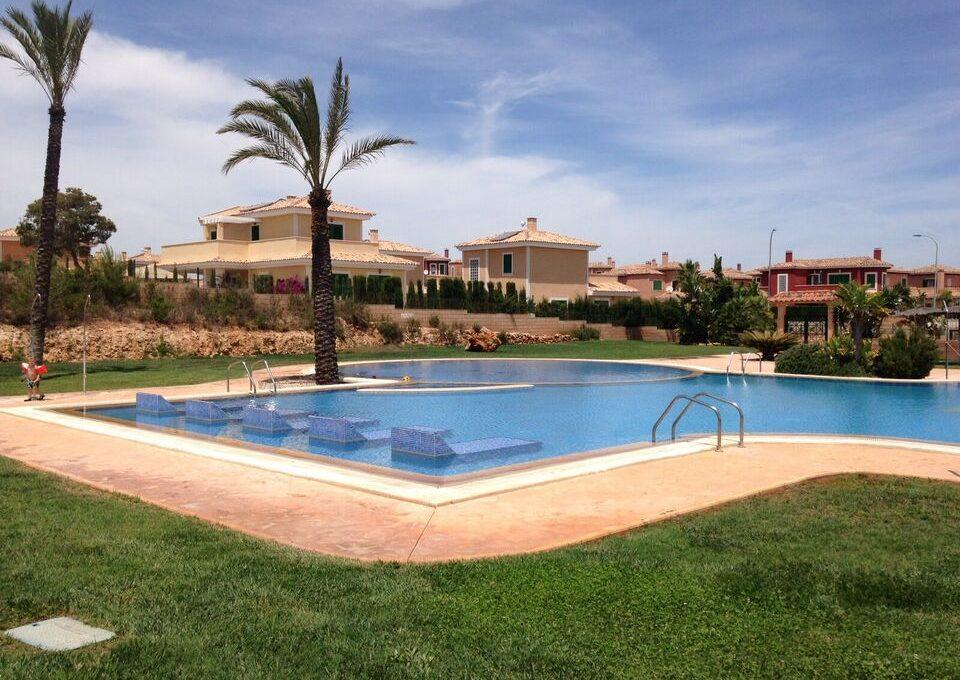 Cala Murada Pool2