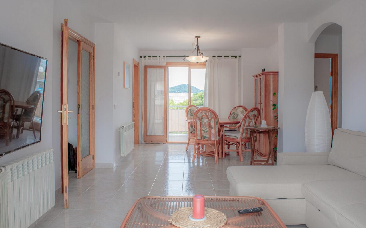 Lichtdurchflutete Wohnung mit 3 SZ in ruhiger Lage und Strandnähe